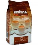 Кофе Lavazza Crema Aroma в зернах 1кг вакуумной упаковке
